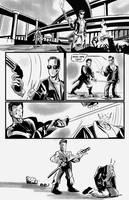 Otomo vs.Terminator
