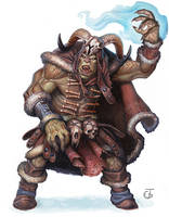 Shaman Orc