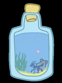 Doggo in a Bottle v1