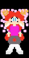 Cherry Pixel Art