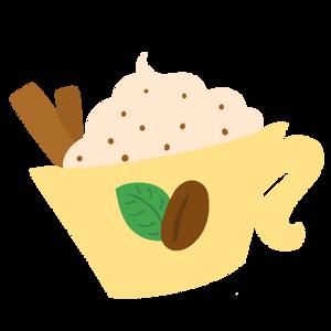 Latte Sprinkle Cutie Mark