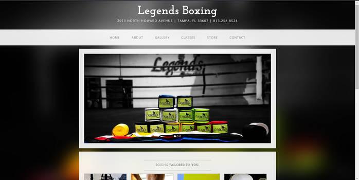 L LegendsBoxing by catenn