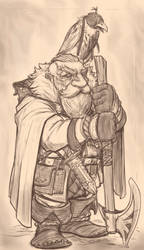 Dwarf Sketch