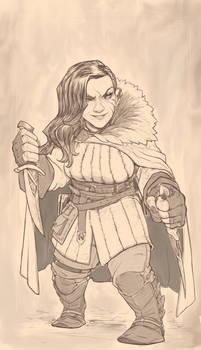 Dwarf Sketch2
