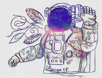 The Astronaut's Goodbye