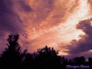 Oil Sky