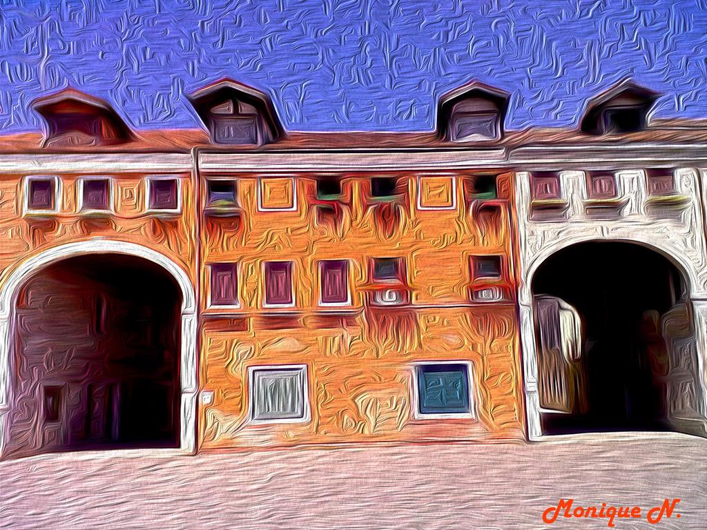 Venice's colors
