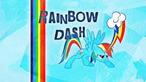 New Rainbow Dash Wallpaper