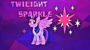 New Twilight Sparkle Wallpaper