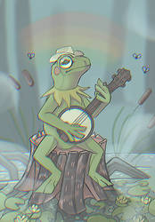 Banjo Kermit