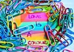Love is a Colour