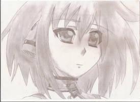 Sora no Otoshimono Ikarus by Gazownik