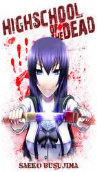 Highschool of the Dead - Saeko Busujima ID Card
