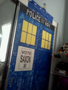 My TARDIS by PushToShove