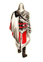 Ezio Auditore by kupieckorzenny