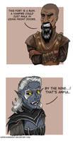 Dawnguard logic