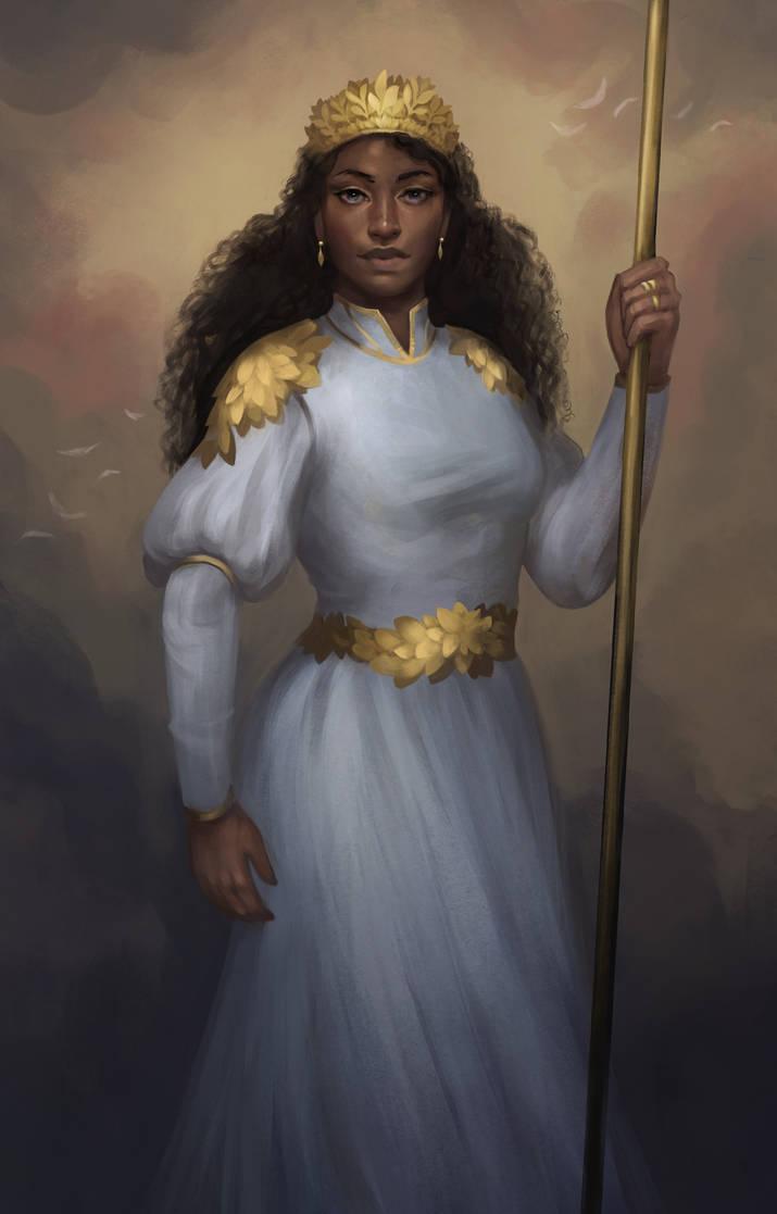 Lady Regina Daenharel