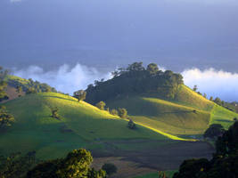 Costa Rica rural by lotusvalkyrie