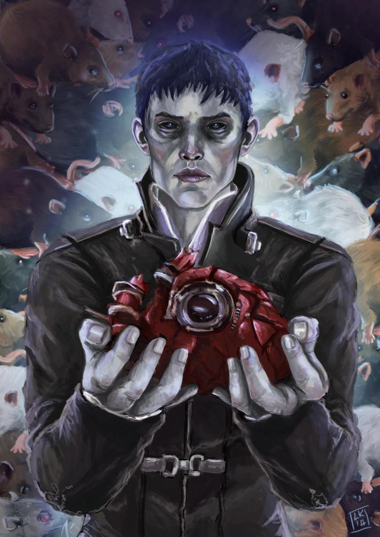 The Outsider by LornaKelleherArt