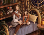 Melodies of Life by LornaKelleherArt