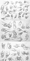Hand Pose References