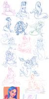 Mermay Sketchdump