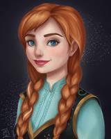 Anna by LornaKelleherArt
