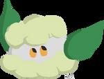 Cotton the Cottonee