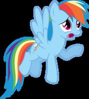 Rainbow Dash 5 by xPesifeindx