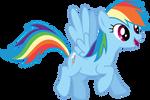 Rainbow Dash 7