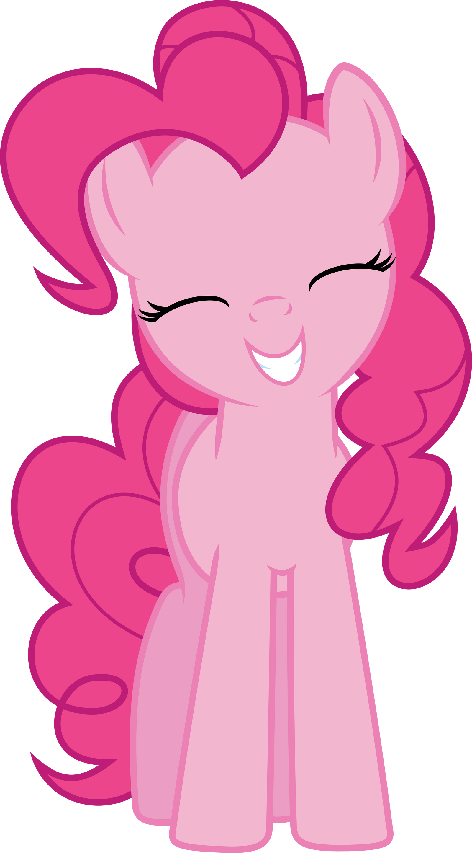 Feel good Pinkie Pie blog - Fimfiction