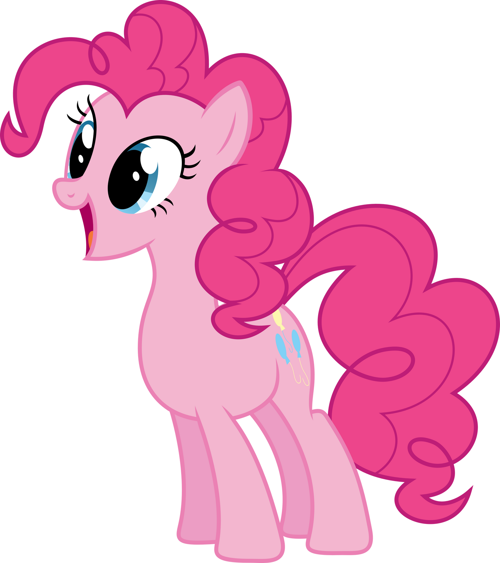Pinkie Pie 3 by xPesifeindx