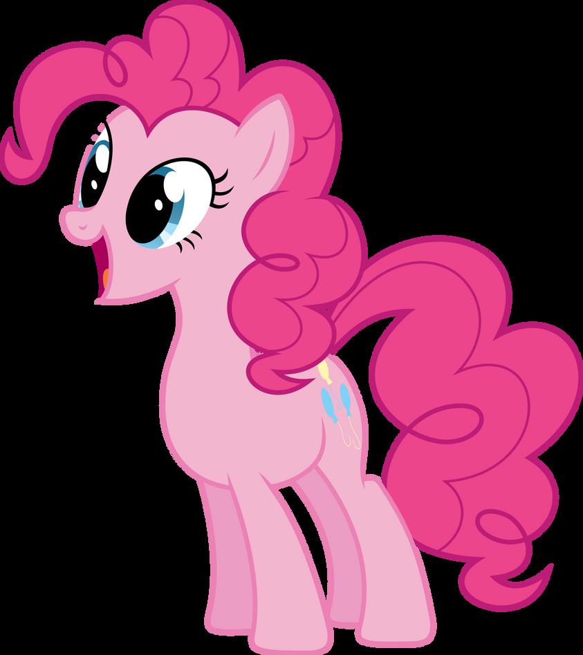 Pinkie Pie 3 by xPesifeindx