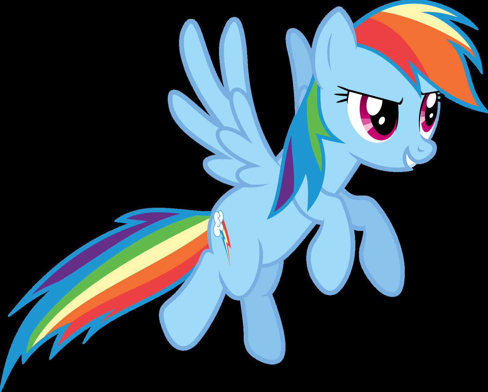 Rainbow Dash 11