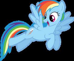 Rainbow Dash 12 by xPesifeindx