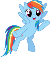 Rainbow Dash 15 by xPesifeindx
