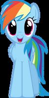 Rainbow Dash 16 by xPesifeindx
