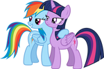 Dashie and Twi 2