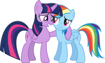 Dashie and Twi 3