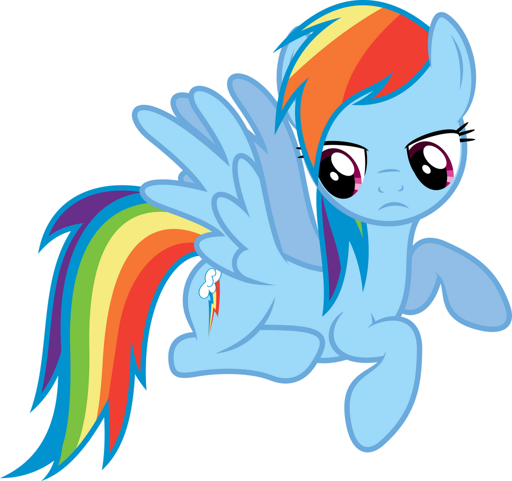Trying To Get A Hang Of Drawing Ponies Laying Down How Can I
