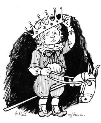 Tiny King by Spools