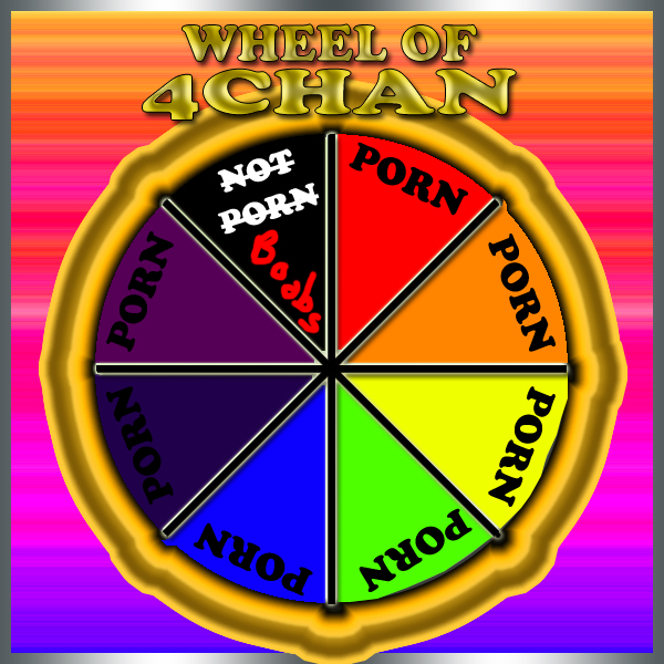 The Wheel of 4chan by SavvyRed
