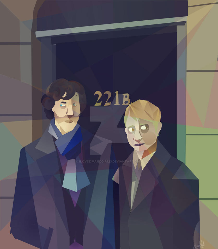 Welcome to Baker Street by ilovezimandgir123