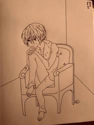 After Shower Contemplation