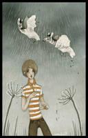 eww, it's raining by veeae
