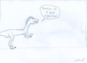 4 000 Pageviews!