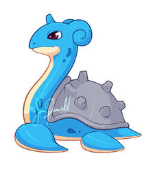 Pokemon: Lapras