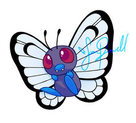 Pokemon: Butterfree