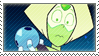 Peridot Stamp by ReachingRespite