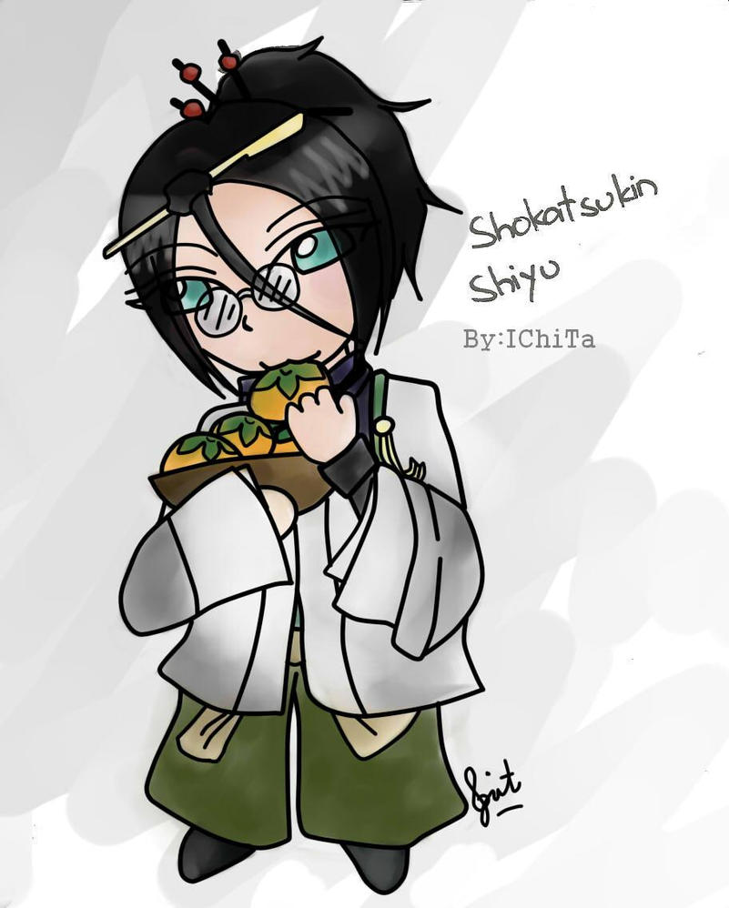 Shokatsukin Shiyu By IChiTa--WiYa On DeviantART